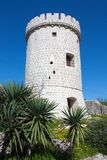The tower in Cres Royalty Free Stock Image