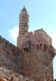Tower of David Royalty Free Stock Photos