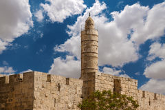 Tower of David Royalty Free Stock Image