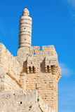 Tower of David Stock Images
