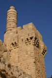 The Tower of David Stock Photography