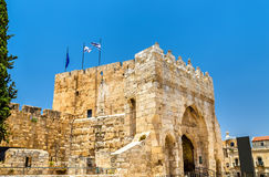 Tower of David in Jerusalem Stock Image