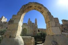Tower of David. Jerusalem, Israel Royalty Free Stock Images