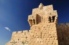 Tower of David. Royalty Free Stock Photos