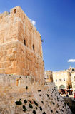 Tower of David. Royalty Free Stock Photos