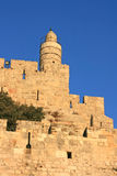 Tower of David, Jerusalem Stock Image
