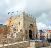The Tower Of David Museum Royalty Free Stock Photography