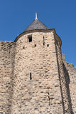 Carcassonne Tower Royalty Free Stock Photos
