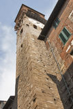 Tower delle Ore, Lucca, Italy Royalty Free Stock Photography