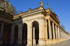 tower den tjeckiska karlovy republiken för staden varierar sikt Arkivbilder