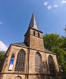 Tower of the dom in Essen. Germany Royalty Free Stock Images