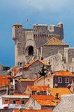 Tower in Dubrovnik Stock Photography