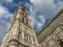 Tower of a duomo Royalty Free Stock Photo