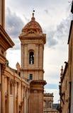 Tower Duomo, Noto, Sicily, Italy Stock Photos