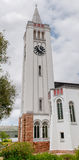 Tower of the Dutch Reformed Church, Riversdale Royalty Free Stock Photography