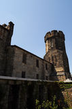 The Tower at Eastern State Penitentiary Royalty Free Stock Photos