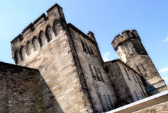 The Tower at Eastern State Penitentiary Stock Images