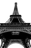 Tower Eiffel in Paris, France. View of Tower Eiffel in Paris, France Royalty Free Stock Images