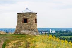 Tower in elabuga settlement Stock Photography