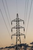 Tower electric Stock Images