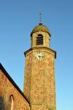 Tower of Elie Parish Church, Fife, Scotland Stock Image