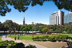 Tower of the English, Buenos Aires Argentina Stock Photos