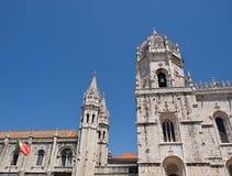 Monastary of Belem, Lisbon - Portugal detail