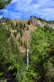 Tower Falls in Yellowstone Royalty Free Stock Photos