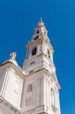 Tower of Fatima Sanctuary Stock Photography