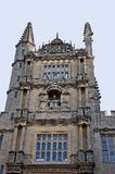 The Tower of the Five Orders, Bodleian Library Tower, Oxford University, Royalty Free Stock Photography