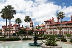 Tower Flagler college Florida Stock Image