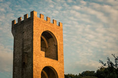 Tower in Florence Royalty Free Stock Photo