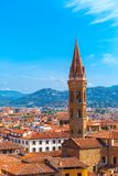 Tower in Florence, Italy Stock Photo