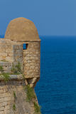 Tower in Fortezza Castle Stock Photography