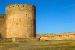 Tower in the fortress Royalty Free Stock Image