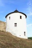 Tower of fortress Zumberk Stock Photo