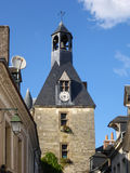 Tower in France's Amboise Stock Photo