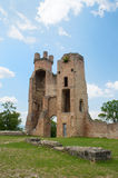 Tower of French ruin Stock Photography