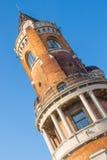 Tower on Gardos hill  in Zemun, Belgrade Stock Photo