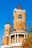Tower on Gardos hill  in Zemun, Belgrade Royalty Free Stock Photography