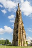 Tower of the Garrison Church in Metz on the Moselle France Royalty Free Stock Images