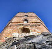 Tower of Gediminas Royalty Free Stock Photography