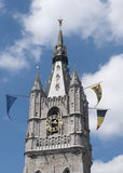 Tower in Gent Stock Photo