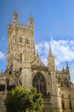 Tower of Gloucester Cathedral Stock Photos