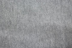 Towel gray background Stock Photo