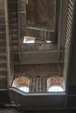 Tower Guinigi inside. Lucca, Italy. Stock Image