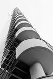 Tower of Helsinki olympic stadium Stock Photos