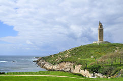 Tower of Hercules Stock Image