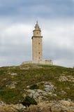 Tower of Hercules Royalty Free Stock Photos