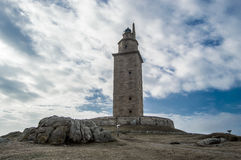 Tower of Hercules Stock Photos